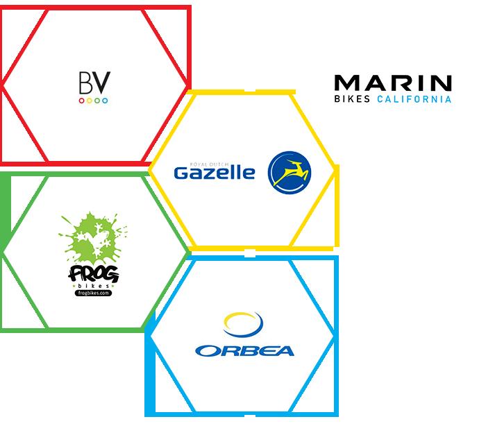 Bon Velo Bike Logos